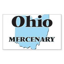 Ohio Mercenary Decal