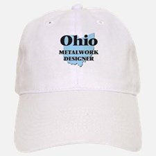 Ohio Metalwork Designer Baseball Baseball Cap
