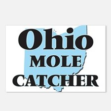 Ohio Mole Catcher Postcards (Package of 8)