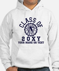 The Class of 20?? Basketball Hoodie