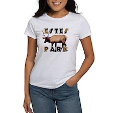 Estes Park , Colorado Elk Tee