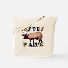 Estes Park , Colorado Elk  Tote Bag