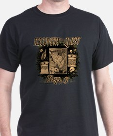 Recovery Quest (Step 5) T-Shirt