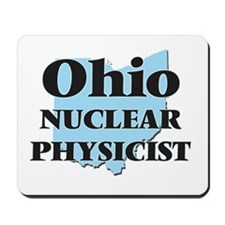 Ohio Nuclear Physicist Mousepad