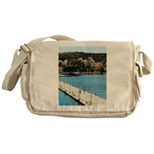 Walk On Water Messenger Bag