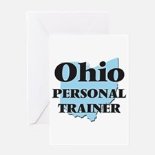 Ohio Personal Trainer Greeting Cards
