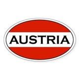 Austria Stickers