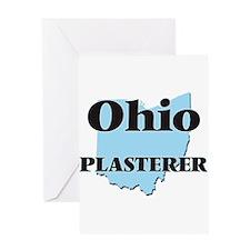 Ohio Plasterer Greeting Cards