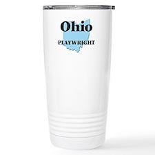 Ohio Playwright Travel Mug