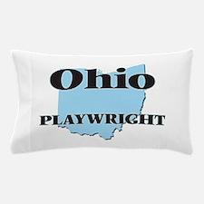 Ohio Playwright Pillow Case