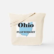 Ohio Playwright Tote Bag