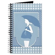 blue pregnancy Journal
