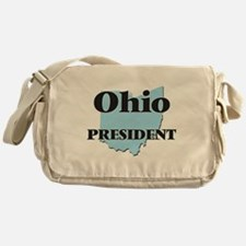 Ohio President Messenger Bag