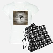 Funny dolphin Pajamas