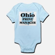 Ohio Print Manager Body Suit
