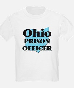 Ohio Prison Officer T-Shirt