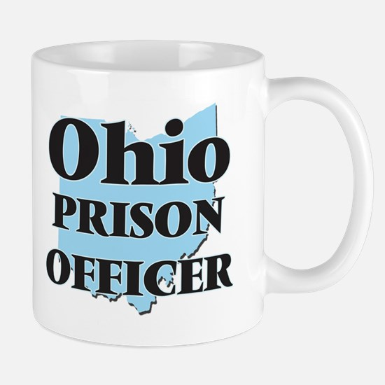 Ohio Prison Officer Mugs