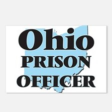 Ohio Prison Officer Postcards (Package of 8)