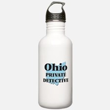 Ohio Private Detective Water Bottle