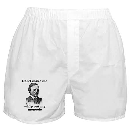 Monocle Boxer Shorts