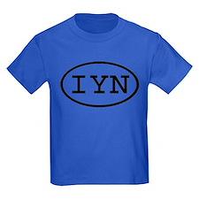 IYN Oval T