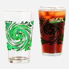 Irish Cream Drinking Glass
