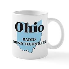 Ohio Radio Sound Technician Mugs