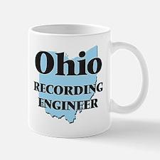 Ohio Recording Engineer Mugs