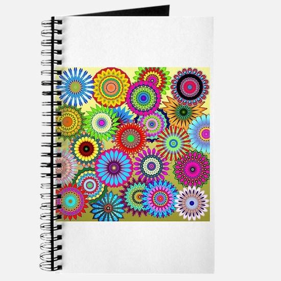 Psychedelic (P)Spirals Journal