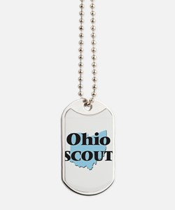Ohio Scout Dog Tags