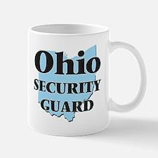 Ohio Security Guard Mugs