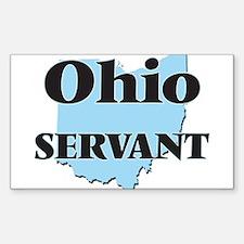 Ohio Servant Decal