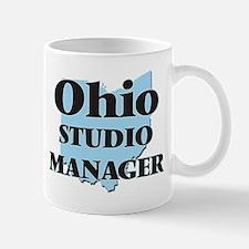 Ohio Studio Manager Mugs
