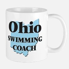 Ohio Swimming Coach Mugs