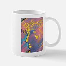 Face of Jesus Mugs