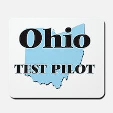 Ohio Test Pilot Mousepad