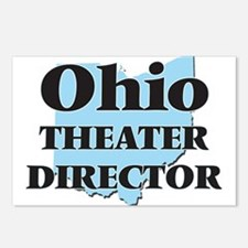 Ohio Theater Director Postcards (Package of 8)