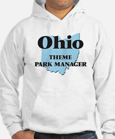 Ohio Theme Park Manager Hoodie