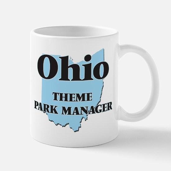 Ohio Theme Park Manager Mugs