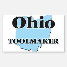 Ohio Toolmaker Decal