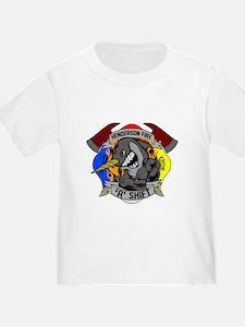 Henderson Fire 'A-Shift' Logo T-Shirt