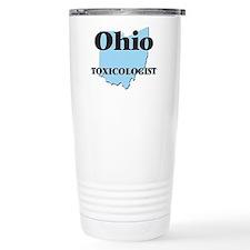 Ohio Toxicologist Travel Mug