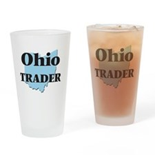Ohio Trader Drinking Glass