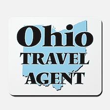 Ohio Travel Agent Mousepad