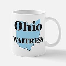 Ohio Waitress Mugs