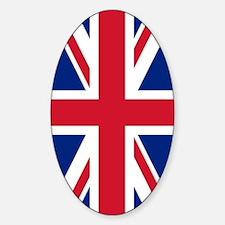 london union jack british flag Decal