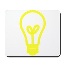 Light Bulb Mousepad