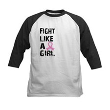 Cute Fight breast cancer research Tee
