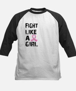 Fight like girl Tee