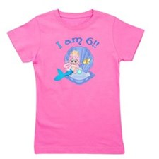 Funny Little mermaid Girl's Tee